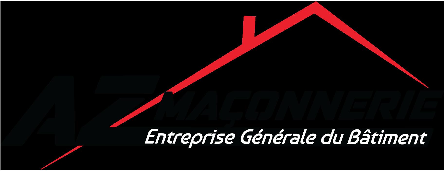 Logo AZ Maçonnerie - Entreprise générale du bâtiment à Genève